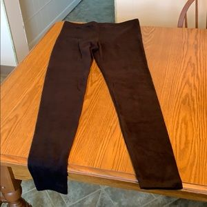 ClimateRight by Cuddl Duds leggings, size S.